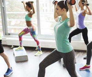 Mädchen im fitnessstudio kennenlernen