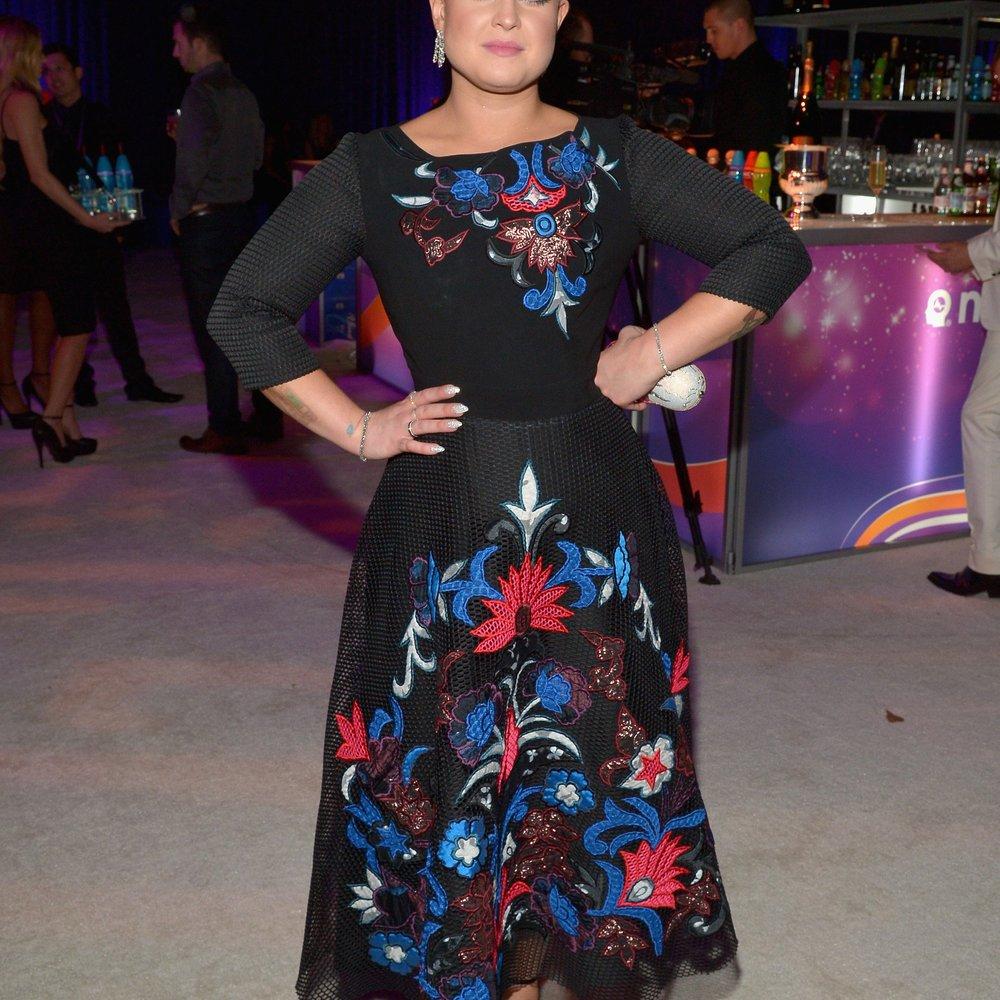 Kelly Osbourne: Auch sie trägt das Krebs-Gen in sich