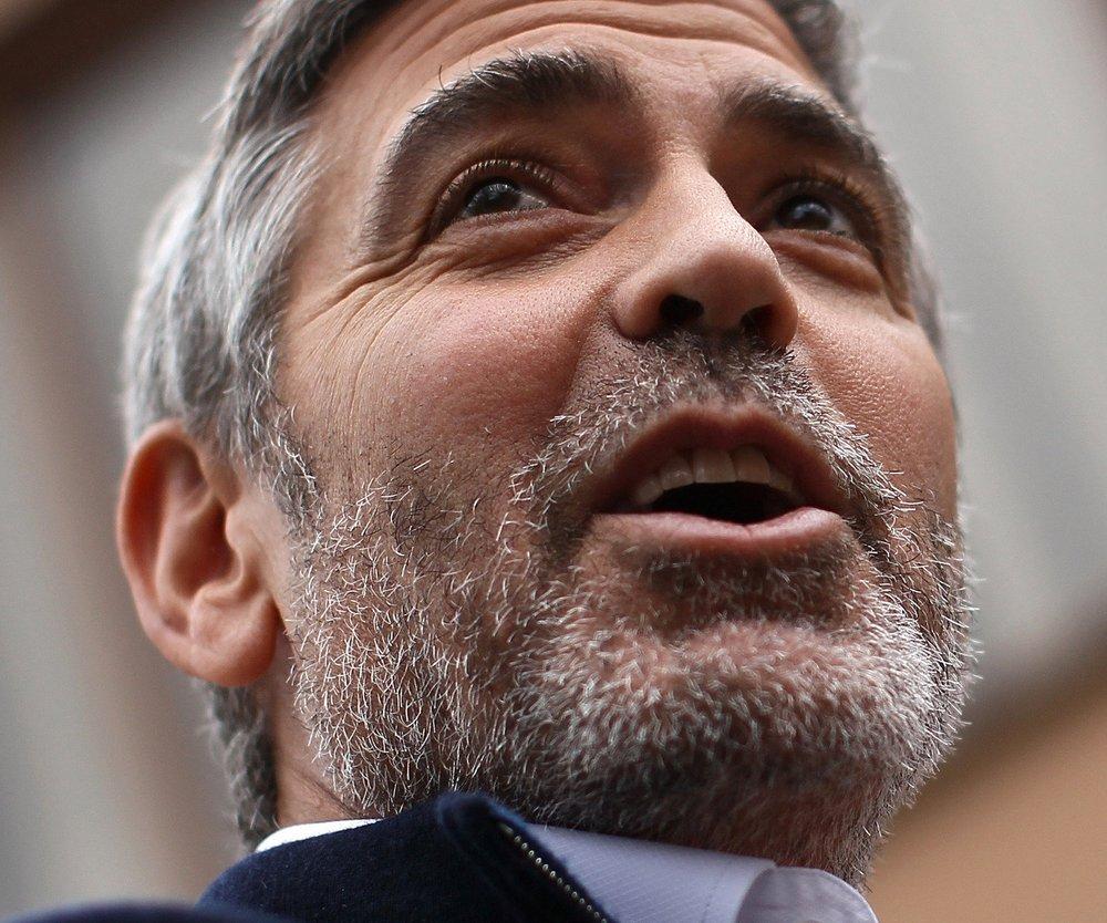 George Clooney wurde verhaftet