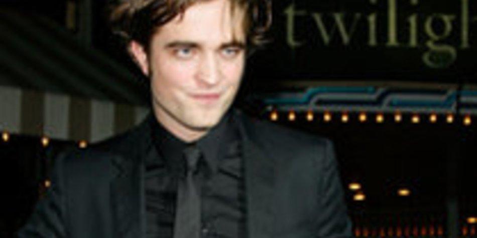 Robert Pattinson: Fast-Unfall wegen Fanhysterie