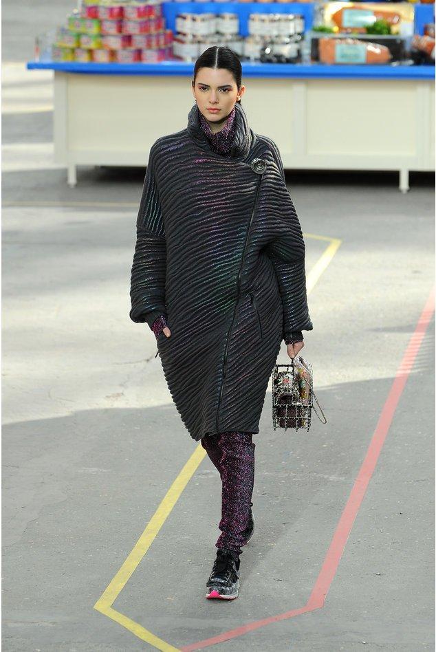 Kendall Jenner für Chanel