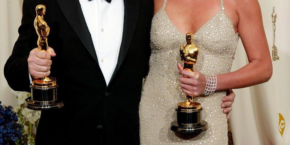 Charlize Theron: Ihre Mutter soll gegen Sean Penn wettern