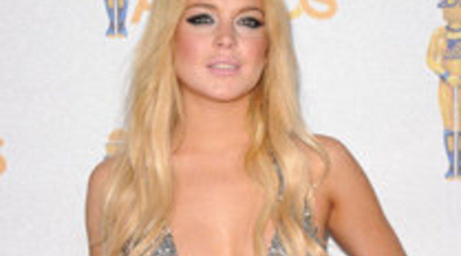 Lindsay Lohan tut Gutes
