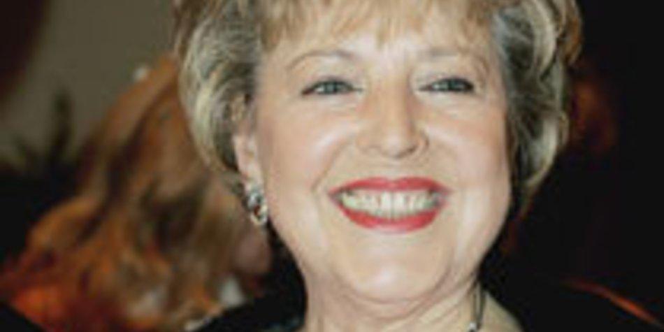Marie-Luise Marjan auf Intensivstation