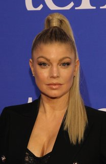 Fergie: High Ponytail