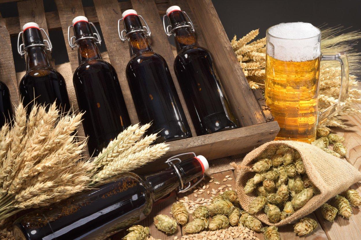 Bierbad - Inhaltsstoffe