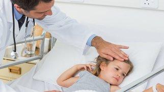 Lungenentzündung bei Kindern