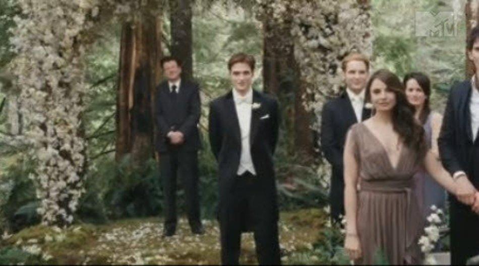 Breaking Dawn: Rob & Kristen waren nervös!