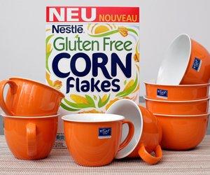 Teste die neuen Nestlé Gluten Free Cornflakes und gewinne!
