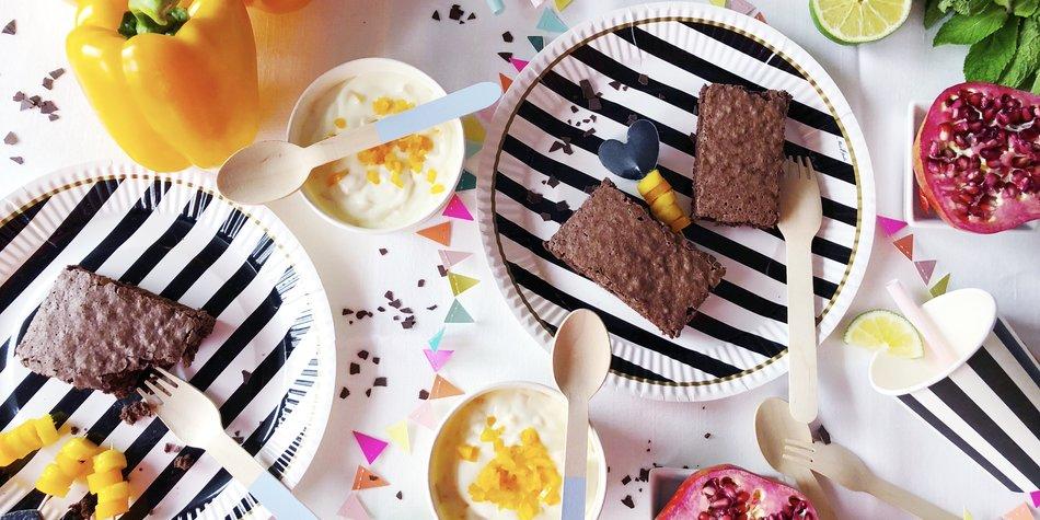 Zeit fuer Paprika_ Artikelbild_ Brownies mit Paprika_Mango_Mousse