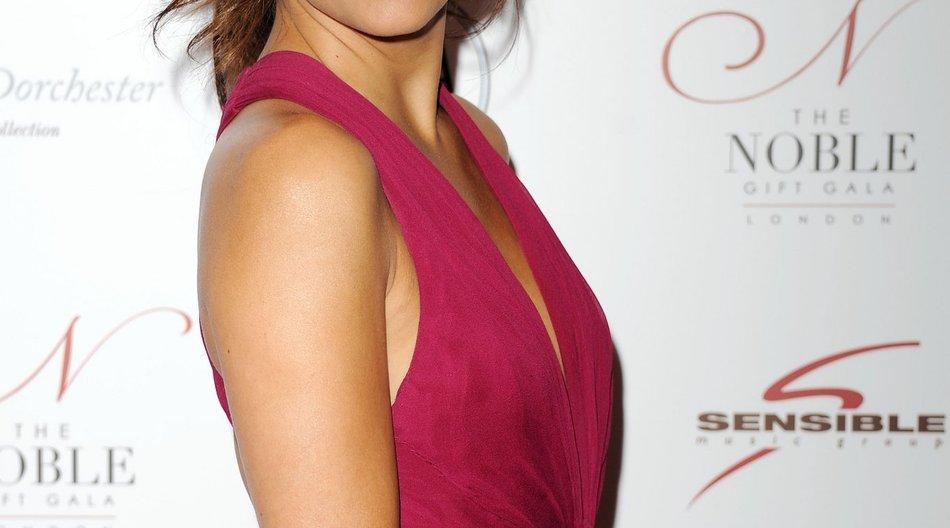 Eva Longoria im Wahlkampf