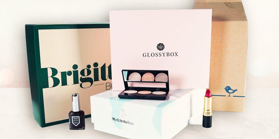 Beauty Boxen Vergleich