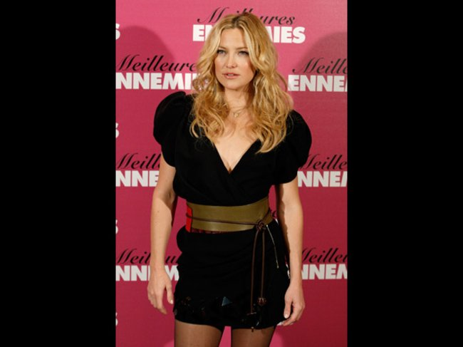 Kate Hudson mit Locken