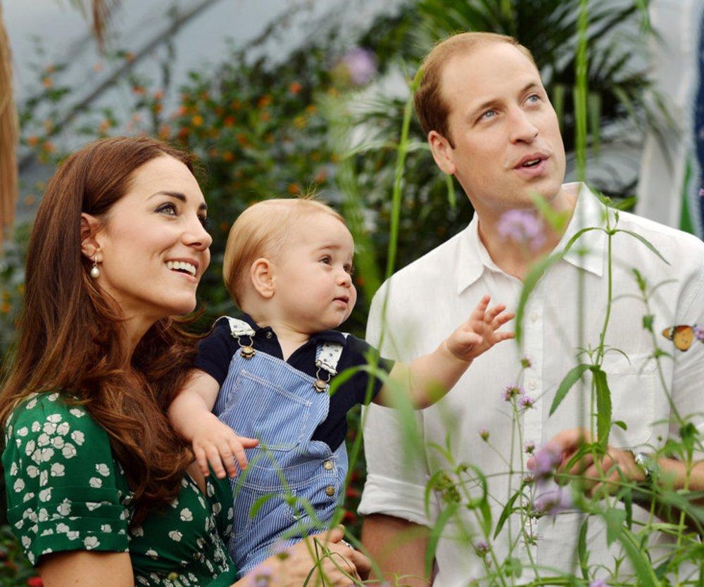 Prinz George ist das bestangezogenste Baby 2014