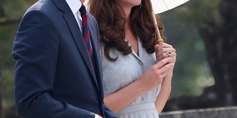 Kate Middleton: Wird sie zu ihren Eltern ziehen?