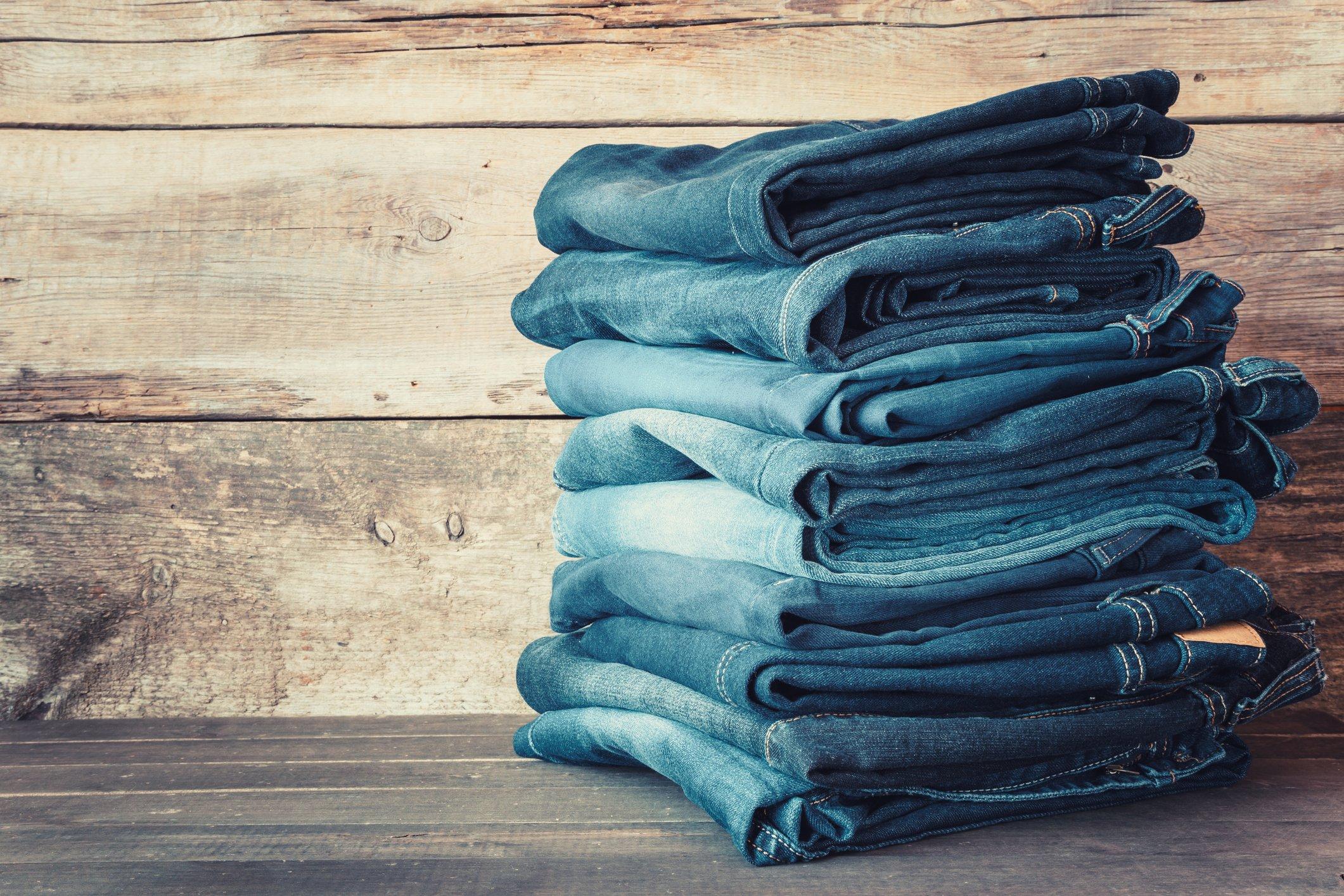 Jeans pflegen