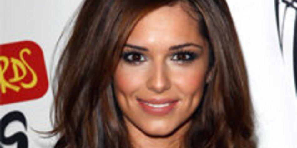 Cheryl Cole führt Selbstgespräche