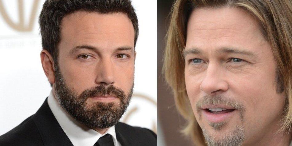 Ben Affleck: Ich wäre gerne Brad Pitt
