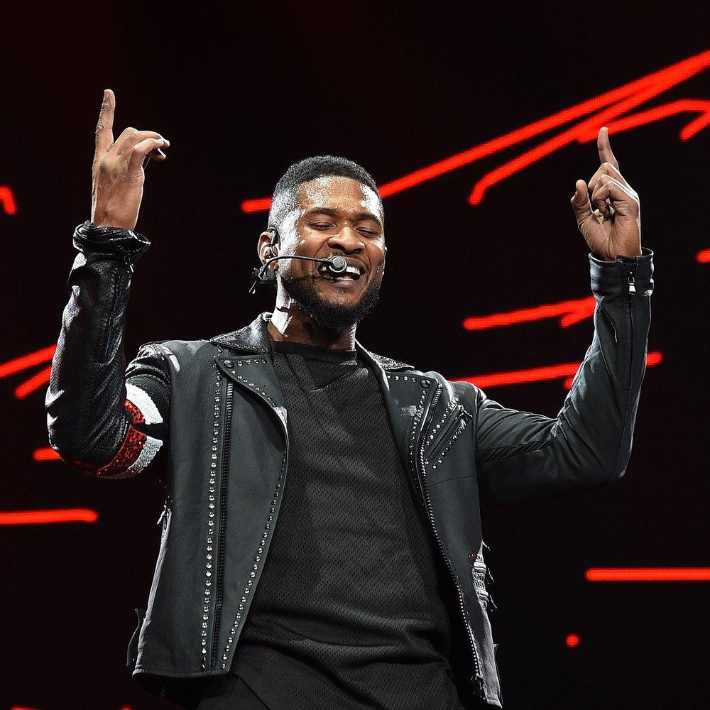 Usher: So hält er sich auf Tour fit