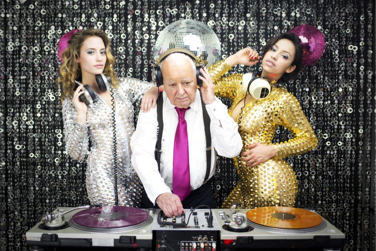 Überraschungsparty Musik DJ