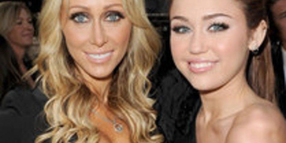 Miley Cyrus: Eingespieltes Mutter-Tochter-Team?
