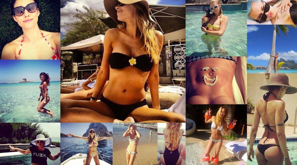 Bikini-Stars