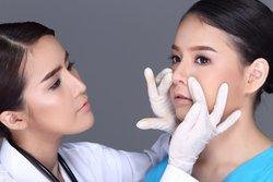 Nasenkorrektur Nachbehandlung