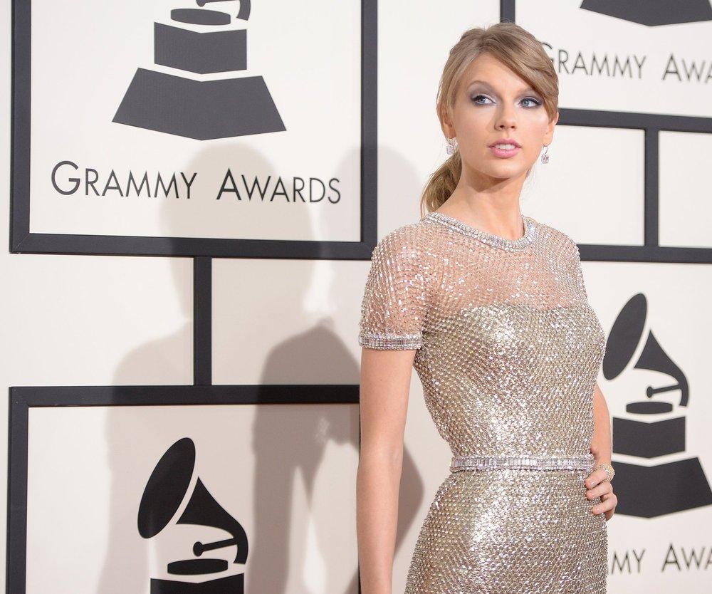 Taylor Swift über ihre unfreiwillige Grammy-Performance