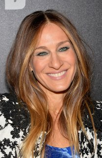 Sarah Jessica Parker: Ombre Look