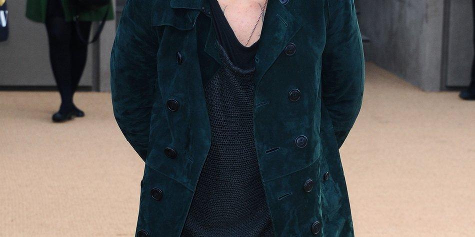 Harry Styles strickt gerne