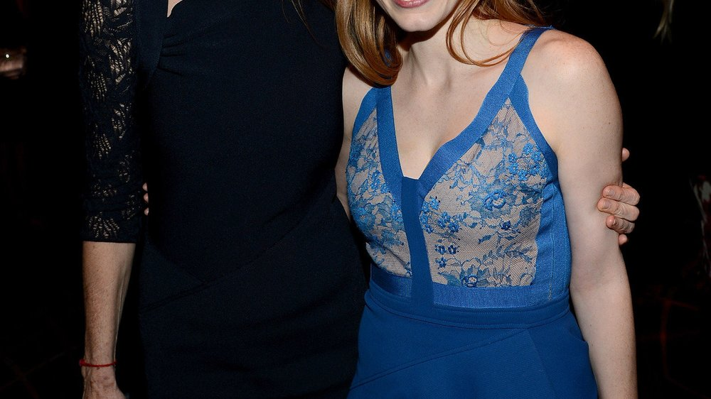 Jessica Chastain: Oscar für Kathryn Bigelow!