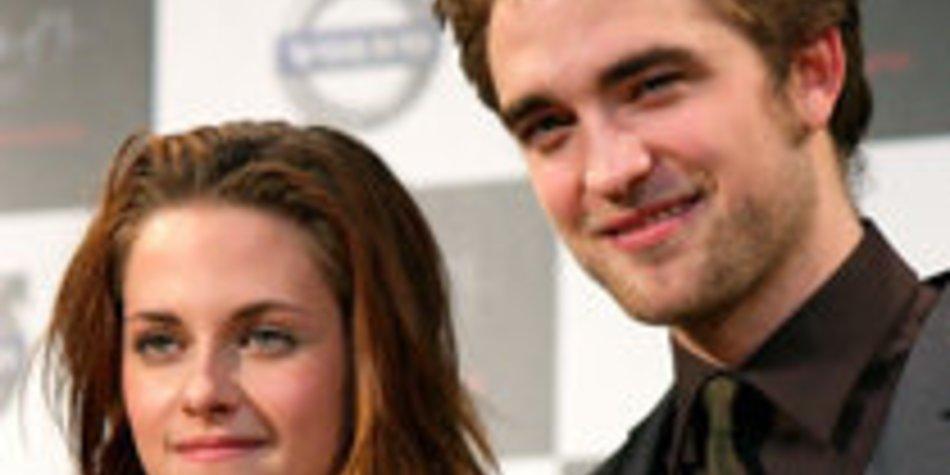 """Robert Pattinson: Noch nie gesehene Szenen aus """"Twilight - Eclipse"""""""