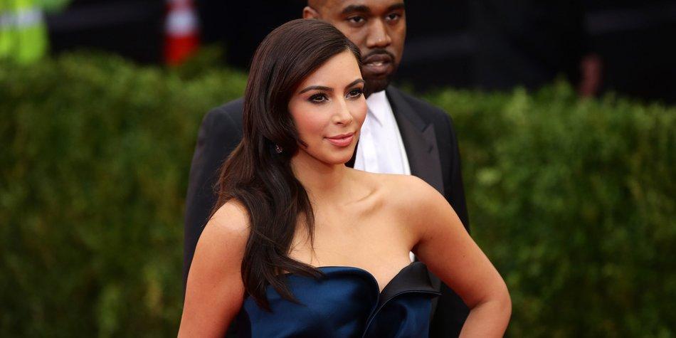 Kim Kardashian reist mit 99 Koffern Übergepäck nach Frankreich
