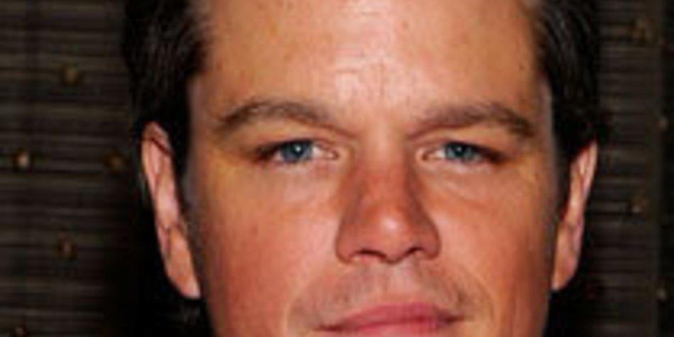 Matt Damon erhält Ehrenpreis