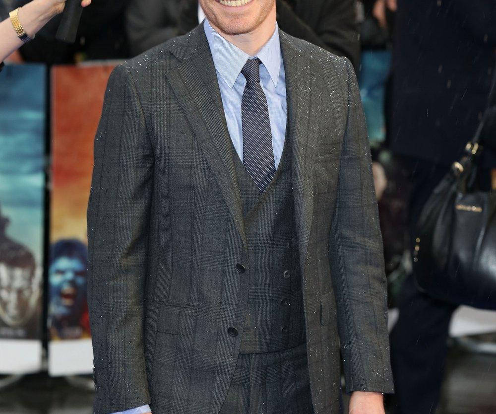 Michael Fassbender ist der beliebteste irische Schauspieler