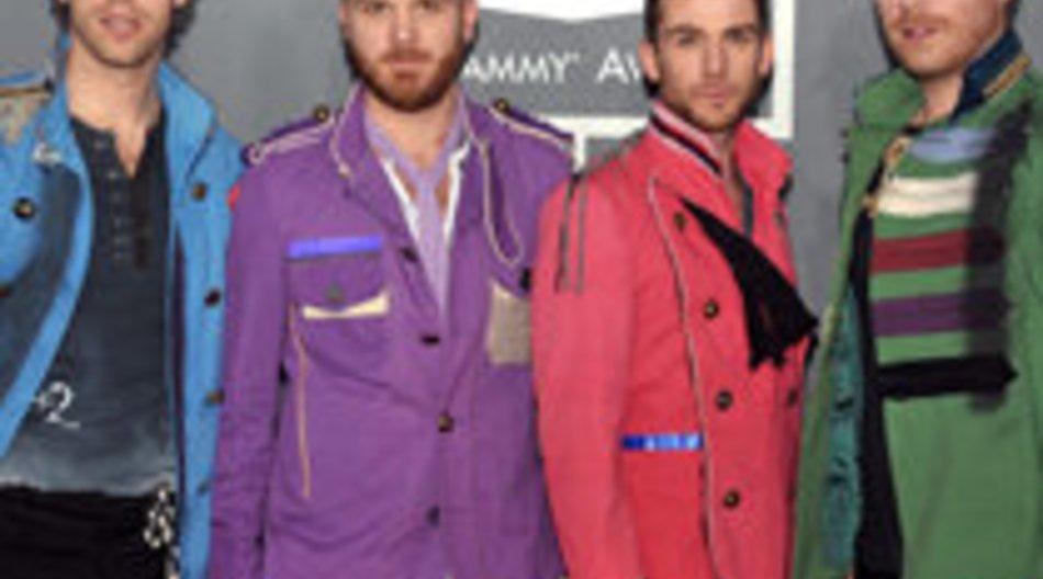 Coldplay verschenkt Album