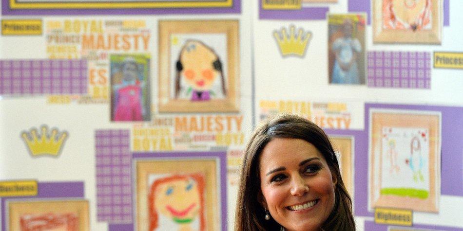 Kate Middleton: Wird es doch ein Mädchen?