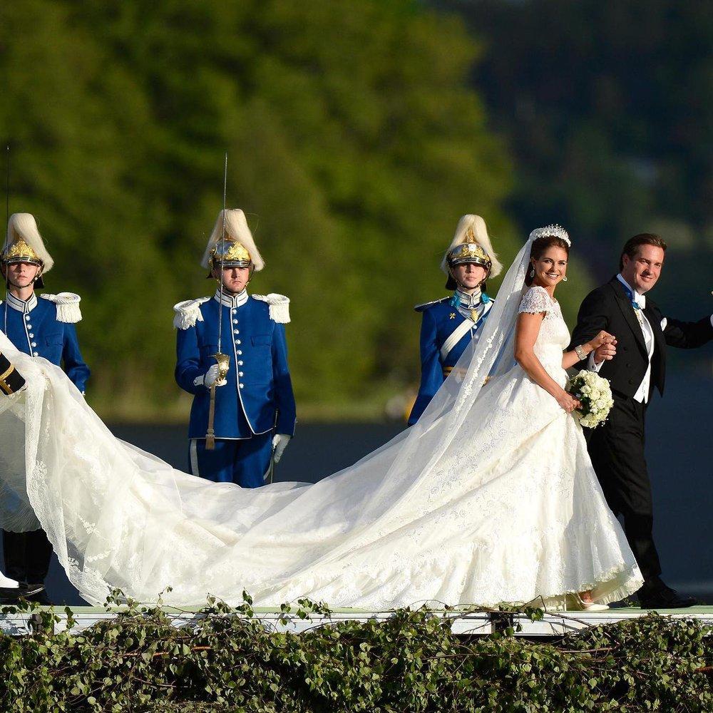 Valentino: Prinzessin Madeleine ist ein bezauberndes Mädchen