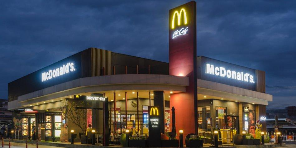 Mcdonald S Bietet Dinner Zum Valentinstag An Desired De