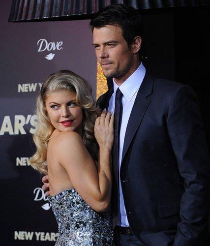 Sängerin Fergie und ihr Mann Josh Duhamel sind am 29. August 2013 Eltern eines Sohnes geworden.