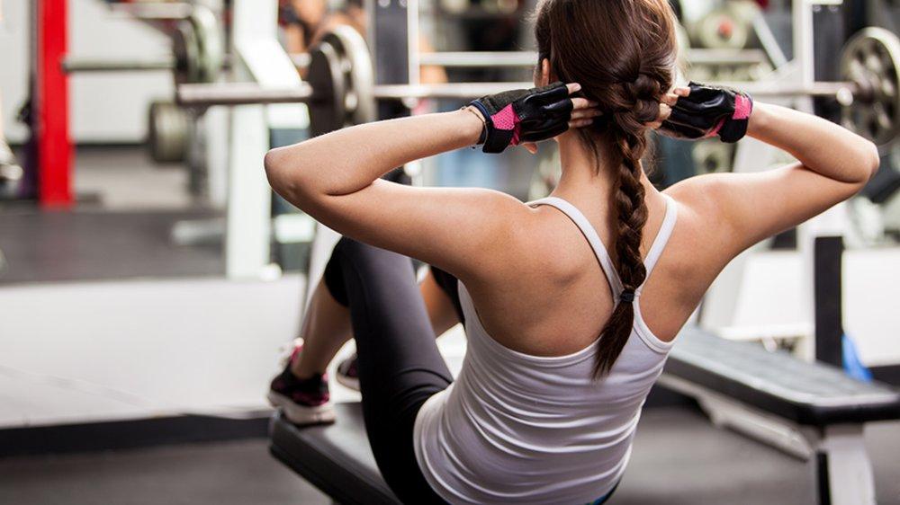Workout-Frisuren
