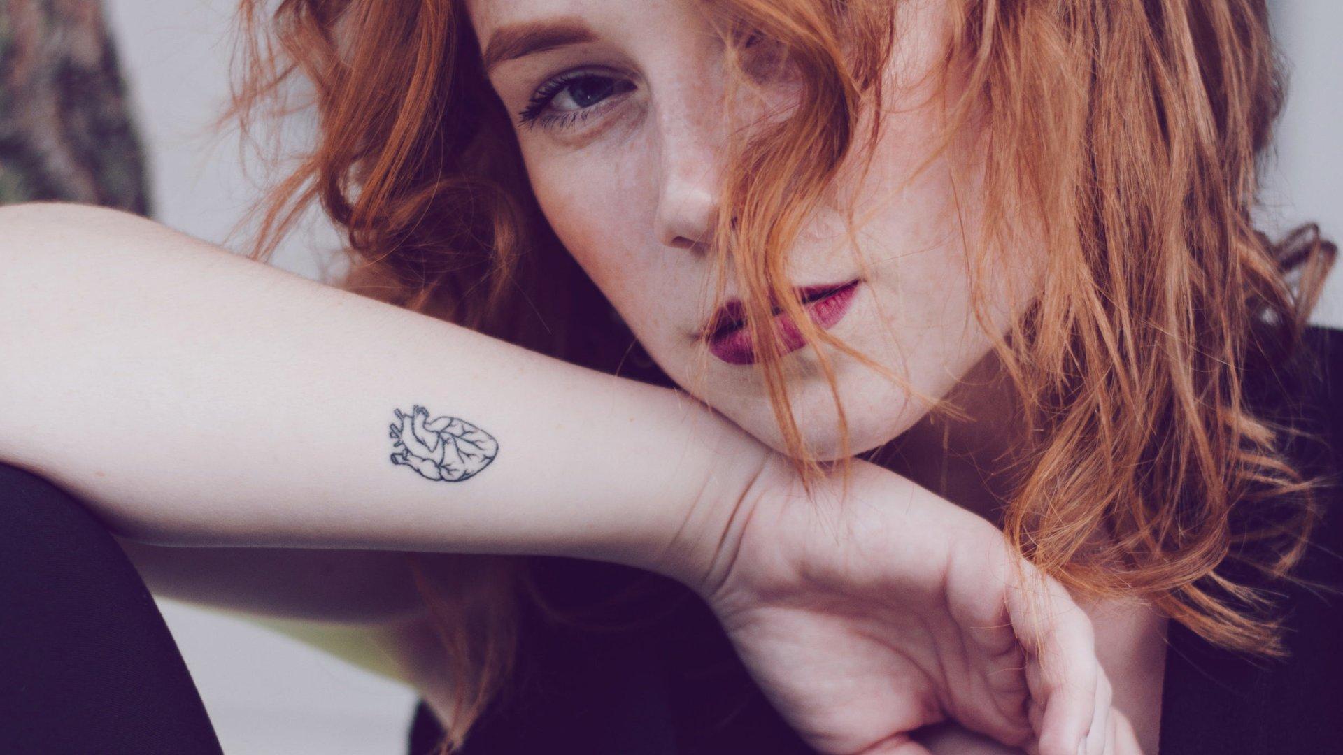 Innenseite schmerzen oberarm tattoo Tattoo am