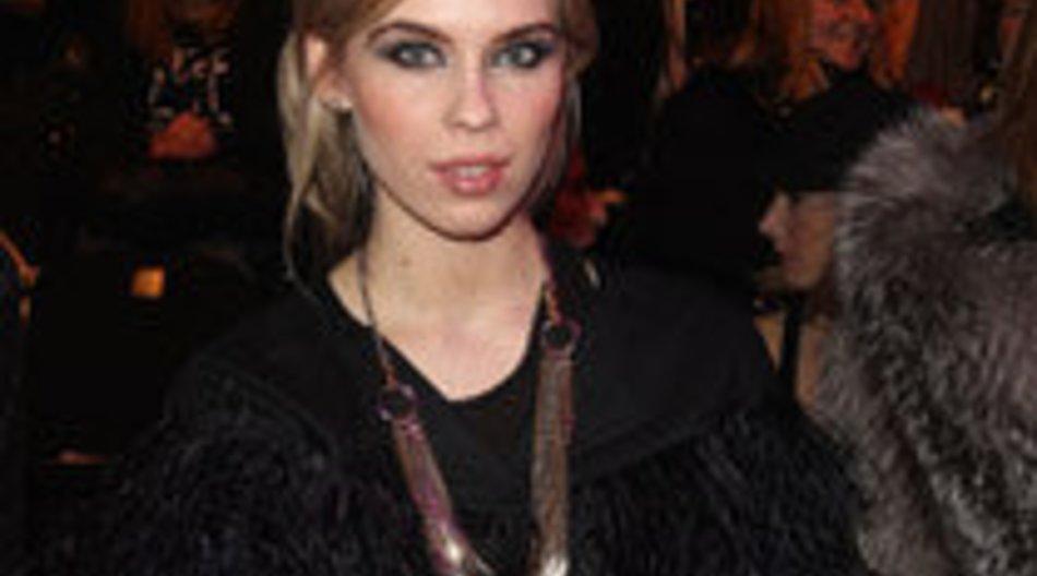 Liliana Matthäus fliegt bei der Berliner Fashion Week raus