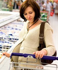 Schwer heben in der Schwangerschaft