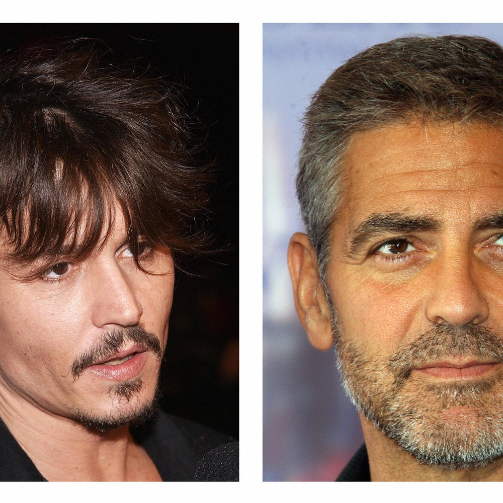 """(FILES) Recent AFP file photos show (from L-R) the nominees in the Best Actor category for the 80th Academy Awards: Johnny Depp (""""Sweeney Todd, The Demon Barber of Fleet Street""""), George Clooney (""""Michael Clayton""""), Daniel Day Lewis (""""There Will Be blood""""), Viggo Mortensen (""""Eastern Promises"""") and Tommy Lee Jones (""""In the Valley of Elah""""). The Oscars are scheduled to be held on February 24, 2008 in Holloywood, California. AFP PHOTO FILES (Photo credit should read AFP FILES/AFP/Getty Images)"""