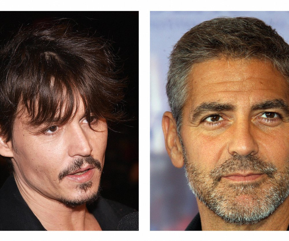 "(FILES) Recent AFP file photos show (from L-R) the nominees in the Best Actor category for the 80th Academy Awards: Johnny Depp (""Sweeney Todd, The Demon Barber of Fleet Street""), George Clooney (""Michael Clayton""), Daniel Day Lewis (""There Will Be blood""), Viggo Mortensen (""Eastern Promises"") and Tommy Lee Jones (""In the Valley of Elah""). The Oscars are scheduled to be held on February 24, 2008 in Holloywood, California. AFP PHOTO FILES (Photo credit should read AFP FILES/AFP/Getty Images)"