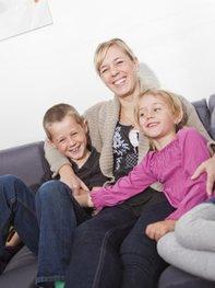Kinderzahl in Deutschland 2010 angestiegen