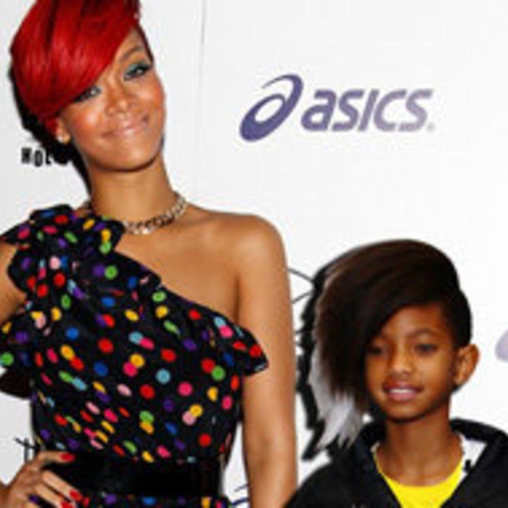 Will Smiths Tochter übertrumpft Rihanna