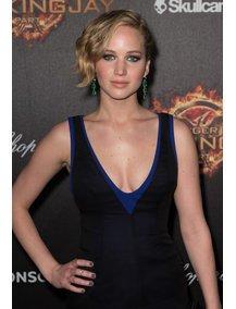 Jennifer Lawrence in love