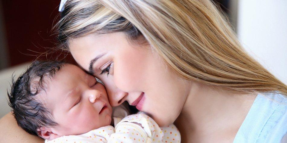 Newborn, Baby, Childbirth, Family, Human Hand